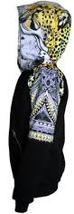 zippeds men u0027s panda hoodie totem collection skateboarding