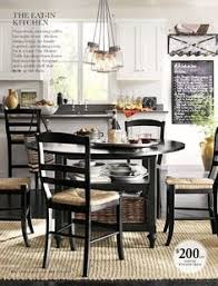 pottery barn shayne table craigslist balboa wood stainless steel counter height table stools white