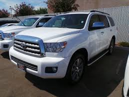 2017 toyota sequoia for sale near turlock ca modesto toyota