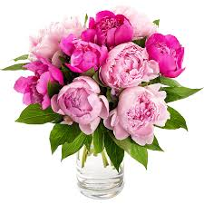 peony bouquet pink peony bouquet flowers delivery send flowers to poland
