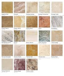 travertine floor tile colors home design