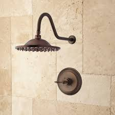 Moen Oil Rubbed Bronze Shower Head Rain Showers And Rainfall Shower Heads Signature Hardware