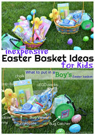 inexpensive easter baskets gift ideas archives a crafty spoonful