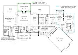 pepperwood ranch home plan open home floor plan pepperwood house plan pepperwood house plan archival designs first floor plan