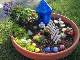 fine fairy garden ideas for kids design
