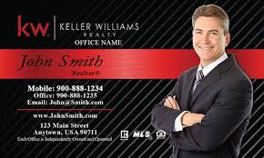 Keller Williams Business Cards Keller Williams Business Card House And Key Design 103031