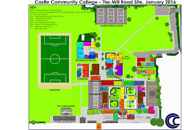 Castle Green Floor Plan by History Castle Community College