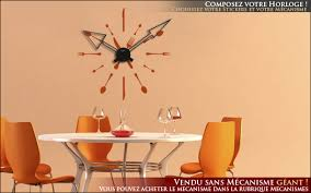 pendule originale pour cuisine beautiful horloge digital pour cuisine gallery design trends