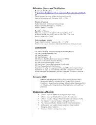 Resume Expected Graduation Barbara Crisp Resume 2015