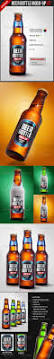 beer bottle mock up v2 download here https graphicriver net