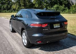2017 jaguar f pace configurations review 2017 jaguar f pace 35t r sport 95 octane