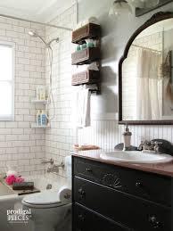 farmhouse bathroom ideas farmhouse bathroom remodel reveal farmhouse style bathrooms