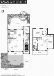 paddington station floor plan townhouse sold 6 17 23 cecil street paddington