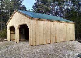 24 x 24 garage plans 24x24 garage kit post and beam garage jamaica cottage shop