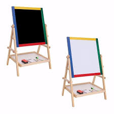 Childrens Wooden Easel Easels Children S Easels Art Centres Early