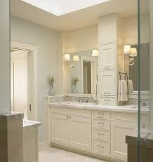 white cabinet bathroom ideas impressive bathroom design ideas white cabinets with shaker style
