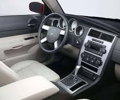 2010 Dodge Charger Interior What Might Have Been The 2006 2010 Dodge Charger U2013 Spannerhead
