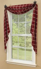 Curtain Swag Hooks Design Of Fishtail Swag Curtains Solid Color At Sewing Pattern