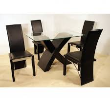 Glass Dining Table Set 8 Chairs Home Design 81 Marvelous Dining Table For 4s
