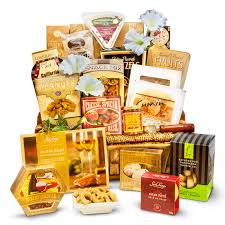 gourmet cheese baskets a cut above gourmet cheese basket deluxe s day gifts