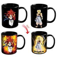 dbz color changing mugs u2013 the dragon u0027s treasure