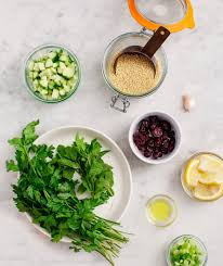 cuisine cherry tart cherry tabbouleh recipe and lemons