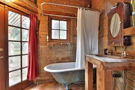 rustic industrial bathroom interior tiny house plans tiny rugged and ravishing 25 bathrooms with brick walls