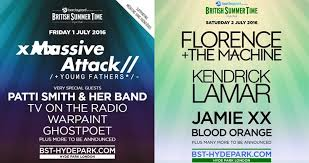 win tickets to summer time hyde park