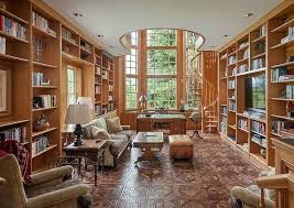 Home Office Library Design Ideas Home Interior Design Ideas - Home office library design ideas