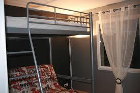 chambre avec clic clac avec clic clac et lit mezzanine 2 pers