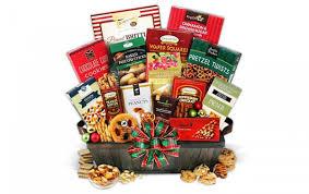 christmas premium gift basket 7 lbs