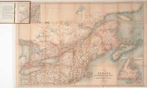 Map Of Nova Scotia Putting Canada On The Map Library Matters