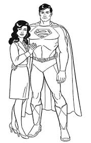 30 superman images superman coloring pages
