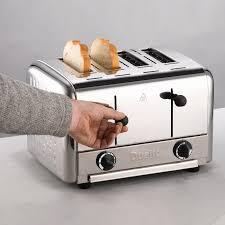 Dualit 6 Slice Toaster Buy Dualit 4 Slice Pop Up Toaster Stainless Steel John Lewis