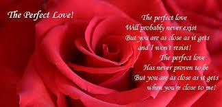 the perfect love unconditional love a true love u0027s letter