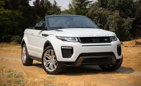 silver range rover 2016 2017 land rover range rover evoque convertible pictures photo