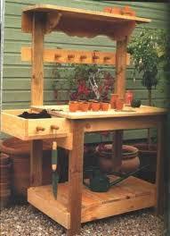 Nice Garden Work Table Diy Pallet Garden Work Bench Pallet - Work table design plans