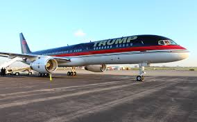 what our presidential candidates fly and what it costs travel