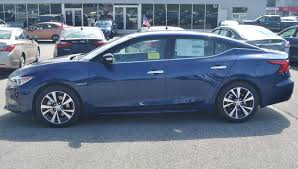 nissan maxima year comparison new 2017 nissan maxima sl 4dr car in lawrence n2125