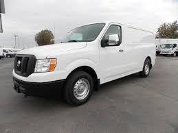 nissan cargo van work trucks and vans cargo van used inventory