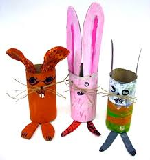 Paper Roll Crafts For Kids - what can you make from cardboard tubes things to make and do