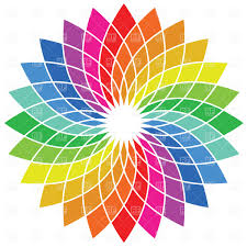 color wheel palette design elements download royalty free vector