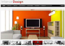 home interior design photos free interior design template templates dmxzone