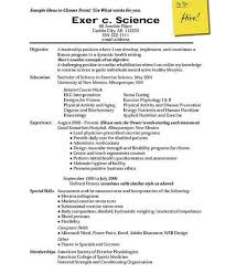 How Write Resume How To Write A Resume In Spanish Samples With No Work Experience