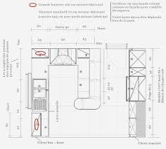 largeur cuisine largeur meuble cuisine fresh meuble cuisine 20 cm ur