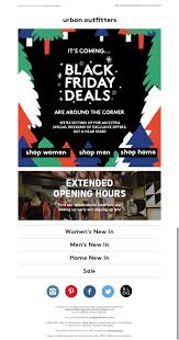 outfitters black friday email black friday vip 2016