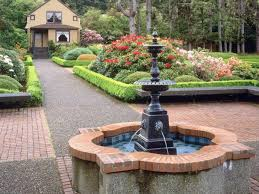 Garden Water Fountains Ideas Outdoor Home Fountains Simple Water Resin Features Standing Wall