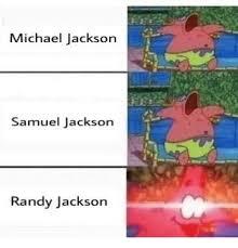 Randy Jackson Meme - michael jackson samuel jackson randy jackson meme on me me