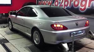 peugeot 406 2003 test dyno reprogrammation moteur peugeot 406 2003 2 2 hdi 136