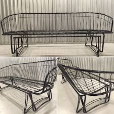 Homecrest Vintage Patio Furniture - patio glider sofa patio decoration